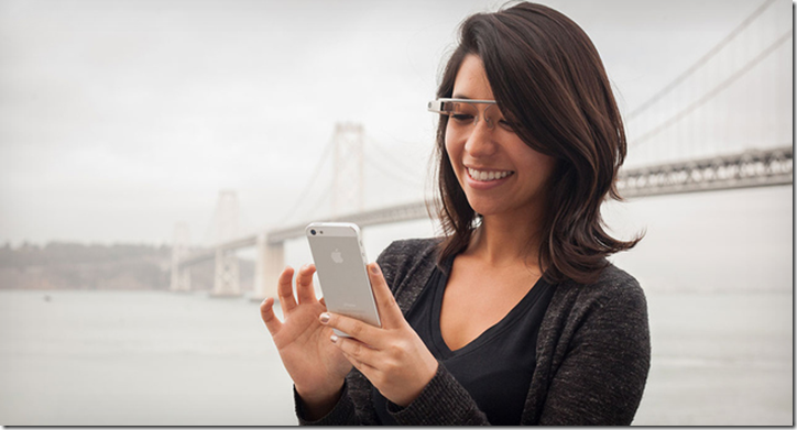 Google glass iPhone