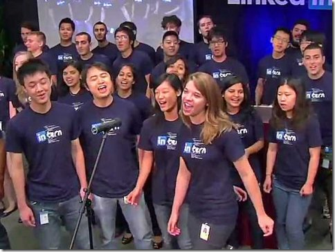 linkedin-interns-singing-we-are-young-1